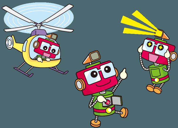 ロボットのキャラクター