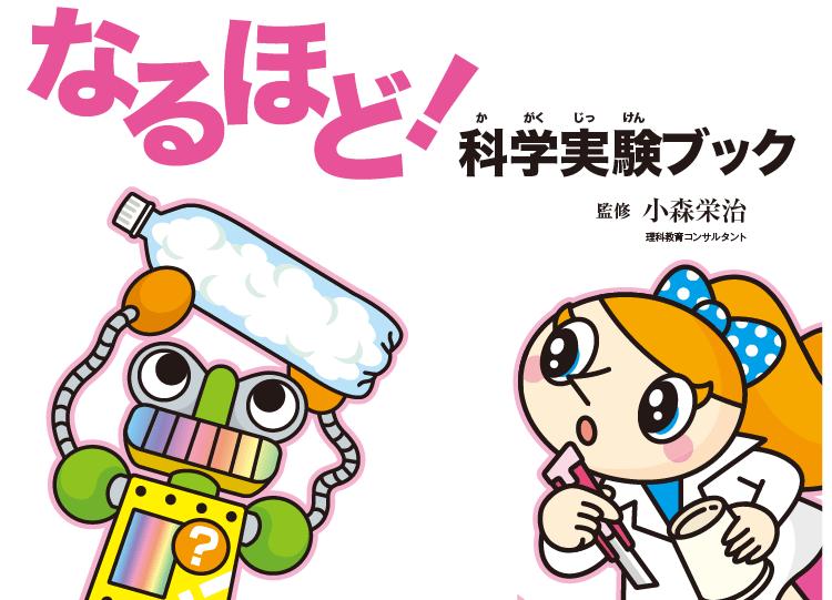 ロボットと博士のキャラクター