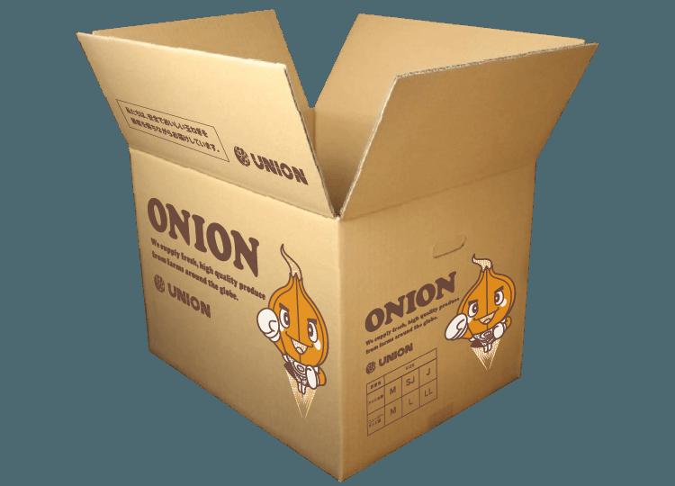 パッケージのデザイン